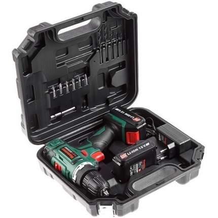 Аккумуляторная дрель-шуруповерт Hammer ACD125Li 356041