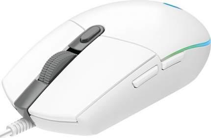 Мышь Logitech G102 LightSync White