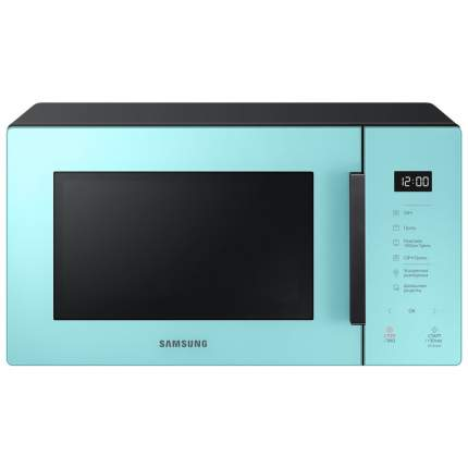 Микроволновая печь с грилем Samsung MG23T5018AN Turquoise