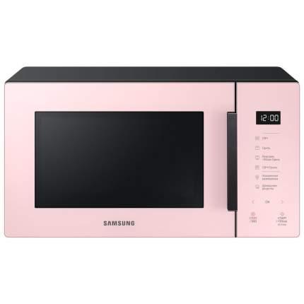 Микроволновая печь с грилем Samsung MG23T5018AP Pink