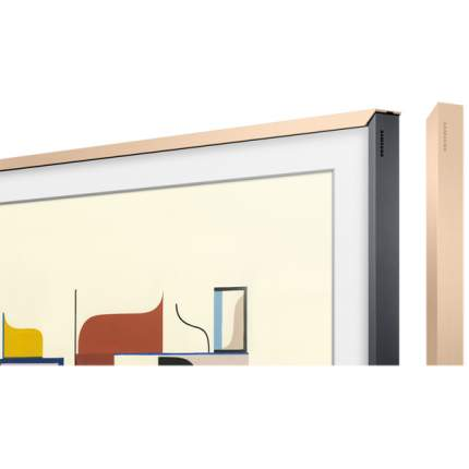 Рамка для телевизора Samsung 55'' The Frame Beige (VG-SCFT55BE)