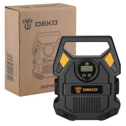 Насос автомобильный цифровой DEKO DKCP160Psi-LCD Basic 065-0797