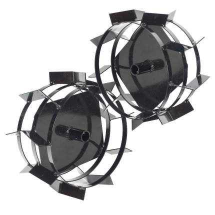 Грунтозацепы  ПАТРИОТ (Все мотоблоки) (диаметр 400мм, ширина 180мм) (пара) ГР3 400.180.д30