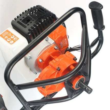 Мотобур бензиновый PATRIOT AE51D (без шнека), 2,0 л.с., 51 куб.см, макс D шнека 200 мм