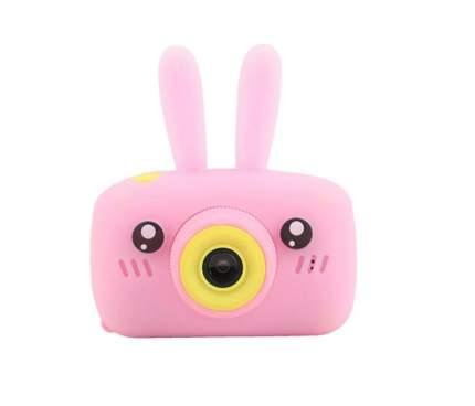 Детский фотоаппарат WellyWell Зайчик Camera_Rabbit_Pink
