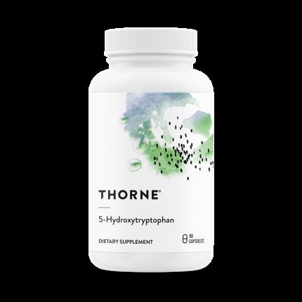 5-HTP 5-hydroxytryptophan Thorne Research капсулы 90 шт.