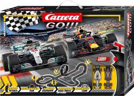 Автотрек Carrera Go!!! Max Speed