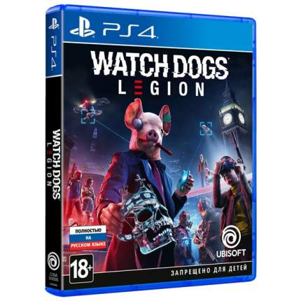 Игра Watch Dogs Legion для PlayStation 4