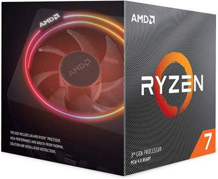 Процессор AMD Ryzen 7 3700X AM4 BOX