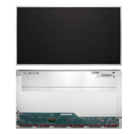 "Матрица для ноутбука 16.4"" 1920x1080 FHD, 40 pin LVDS, Normal, LED, TN, PN: N163HGE-L11."