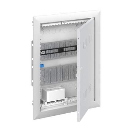 Шкаф мультимедийный с дверью с вентиляционными отверстиями и DIN-рейкой UK620MV