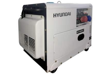 Генератор Hyundai DHY 8500SE-T