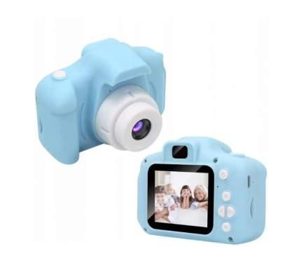 Детский цифровой фотоаппарат WellyWell синий