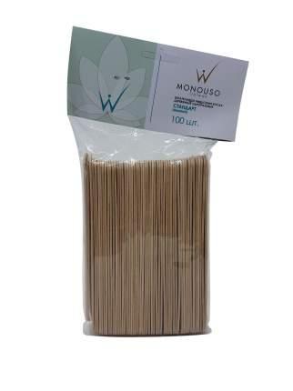 Шпатели деревянные Italwax Стандарт 100 штук