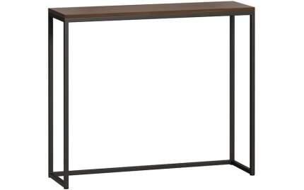 Стол консольный Loftyhome Бервин коричневый