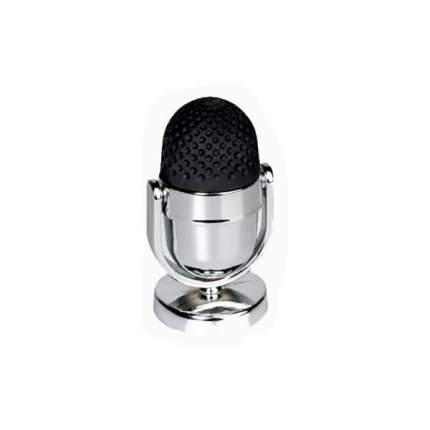 Brunnen Точилка Brunnen Микрофон, с ластиком, двойная, 4 х 7 см
