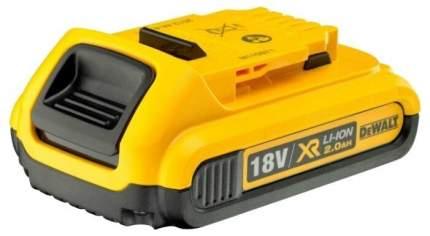Аккумулятор LiIon для электроинструмента DeWALT DCB183-XJ