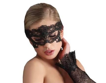 Элегантная маска на глаза