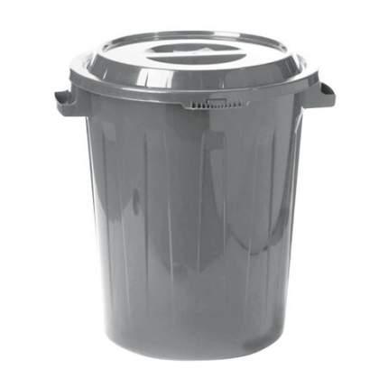 Контейнер для мусора с крышкой, 60 литров