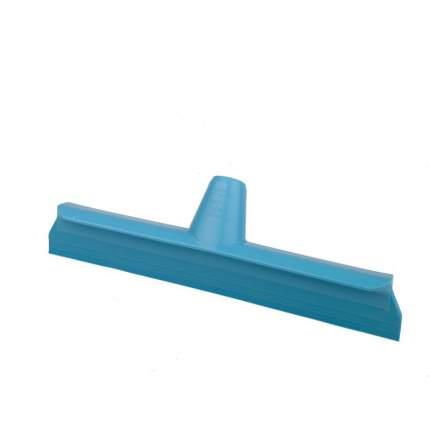 """Сгон для удаления жидкости """"Hillbrush"""", с одним лезвием, 300 мм, цвет синий"""