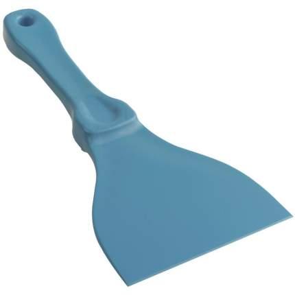 Скребок ручной, 205x110 мм (синий)