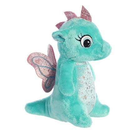 Мягкая игрушка Aurora Дракончик мятный, 16 см