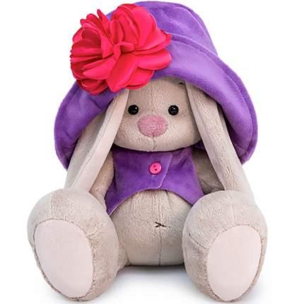 Мягкая игрушка BUDI BASA Зайка Ми в лиловом, 18 см