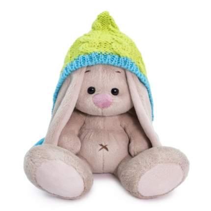 Мягкая игрушка BUDI BASA Зайка Ми в шапочке с кисточками, 15 см