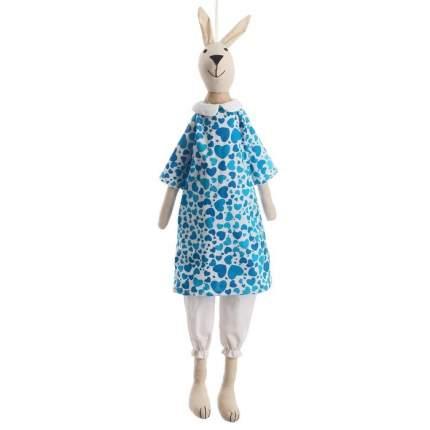 Мягкая игрушка Дельфин Зайка Тильда, 83 см