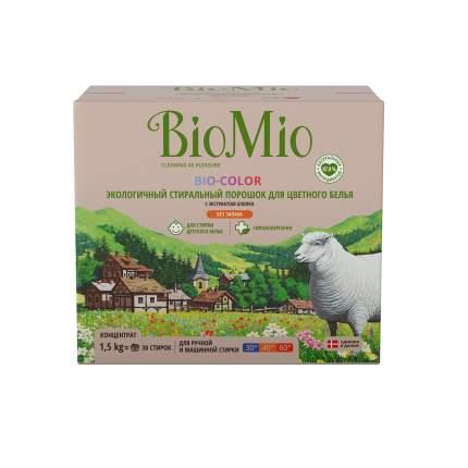 Порошок для стирки BioMio для цветного белья 1.5 кг