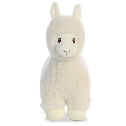 Мягкая игрушка Aurora Лама кремовая, 30 см
