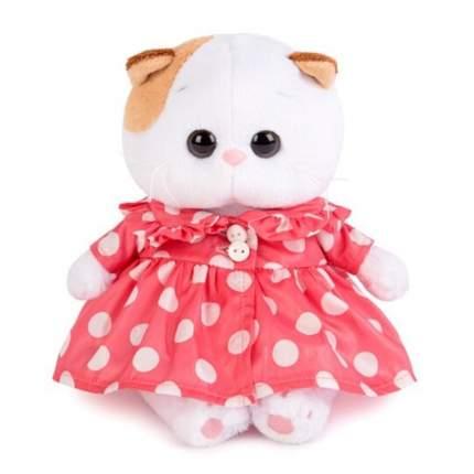 Мягкая игрушка BUDI BASA Ли-Ли Baby в плащике в горох, 20 см