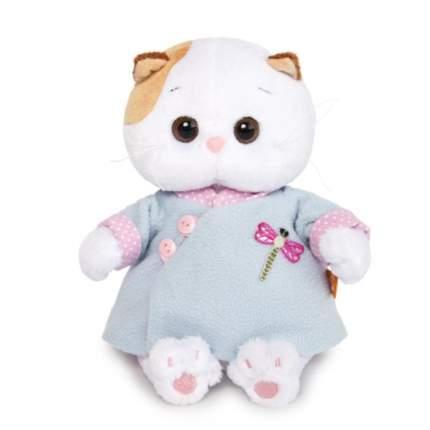 Мягкая игрушка BUDI BASA Ли-Ли Baby в голубой курточке в китайском стиле, 20 см