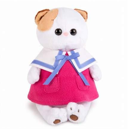 Мягкая игрушка BUDI BASA Ли-Ли в морском платье, 24 см