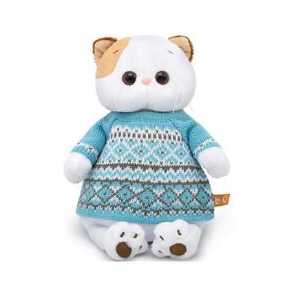 Мягкая игрушка BUDI BASA Ли-Ли в свитере, 24 см