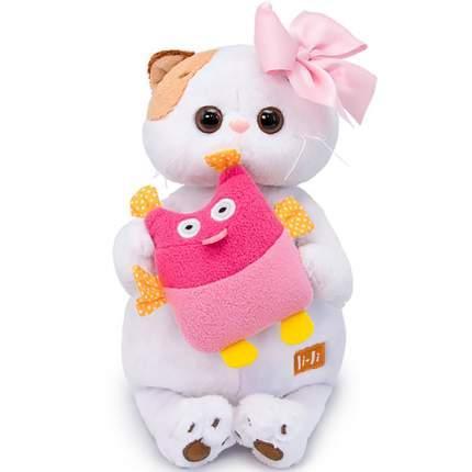 Мягкая игрушка BUDI BASA Ли-Ли с совой, 24 см