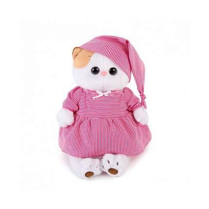 Мягкая игрушка BUDI BASA Ли-Ли в розовой пижамке, 24 см