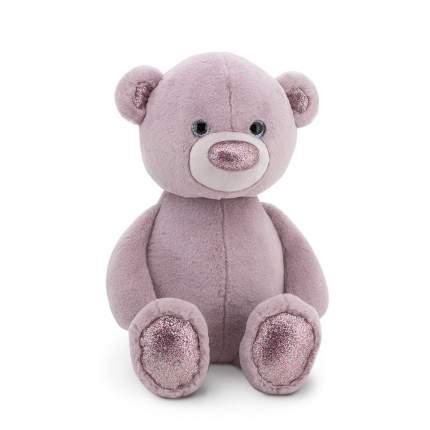 Мягкая игрушка Orange Медвежонок сиреневый, 35 см