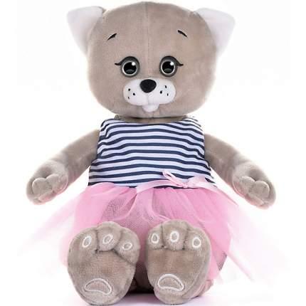 Мягкая игрушка Maxitoys Мышель в розовой юбочке, 25 см