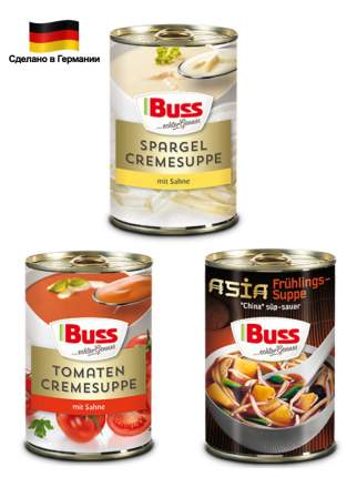 Худею без баяна - набор супов BUSS