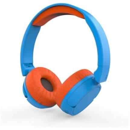 Беспроводные наушники HIPER Lucky HTW-ZTX5 Blue/Orange