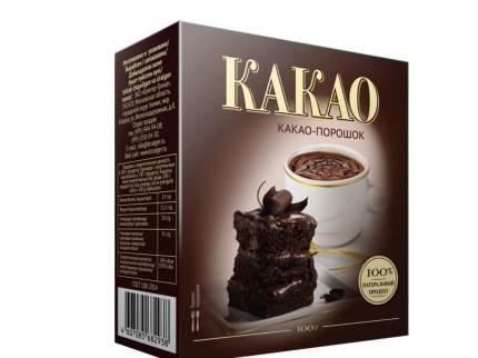 Какао-порошок Krueger, натуральный 100% ГОСТ, 100 гр
