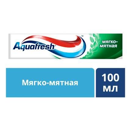 Зубная паста Aquafresh Тройная защита Мягко-мятная, 100 мл