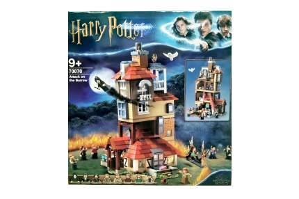 Конструктор Prck 70070 Harry Potter Нападение на Нору