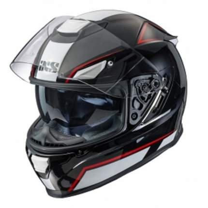Мотошлем-интеграл HX 315 2.1 X14074 312 Black-white-red XL