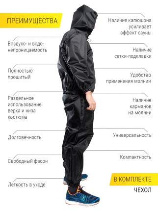 Костюм-сауна SPR Premium (XXL)