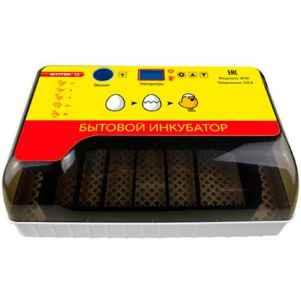 Инкубатор автоматический SITITEK 12 на 12 яиц