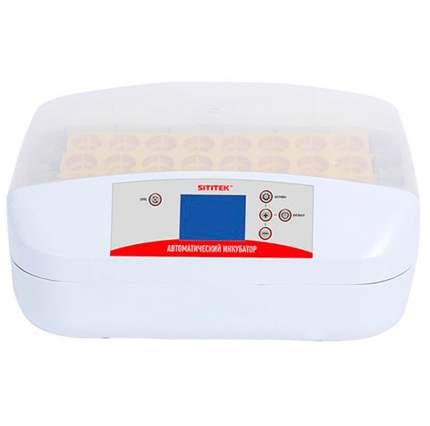 Инкубатор автоматический SITITEK 32 на 32 яйца, цифровой с овоскопом