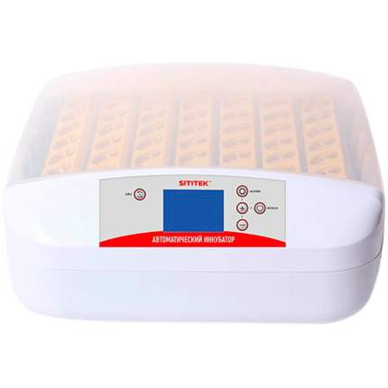 Инкубатор автоматический SITITEK 56 на 56 яиц, цифровой  с терморегулятором и гигрометром