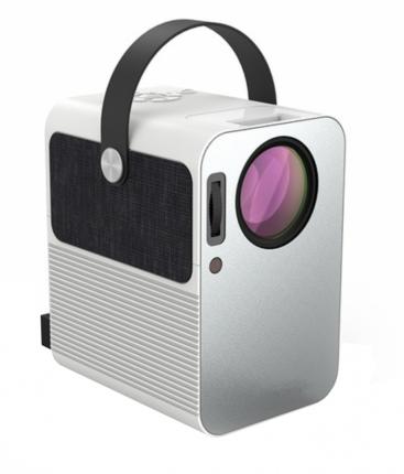 Видеопроектор Everycom R10 White